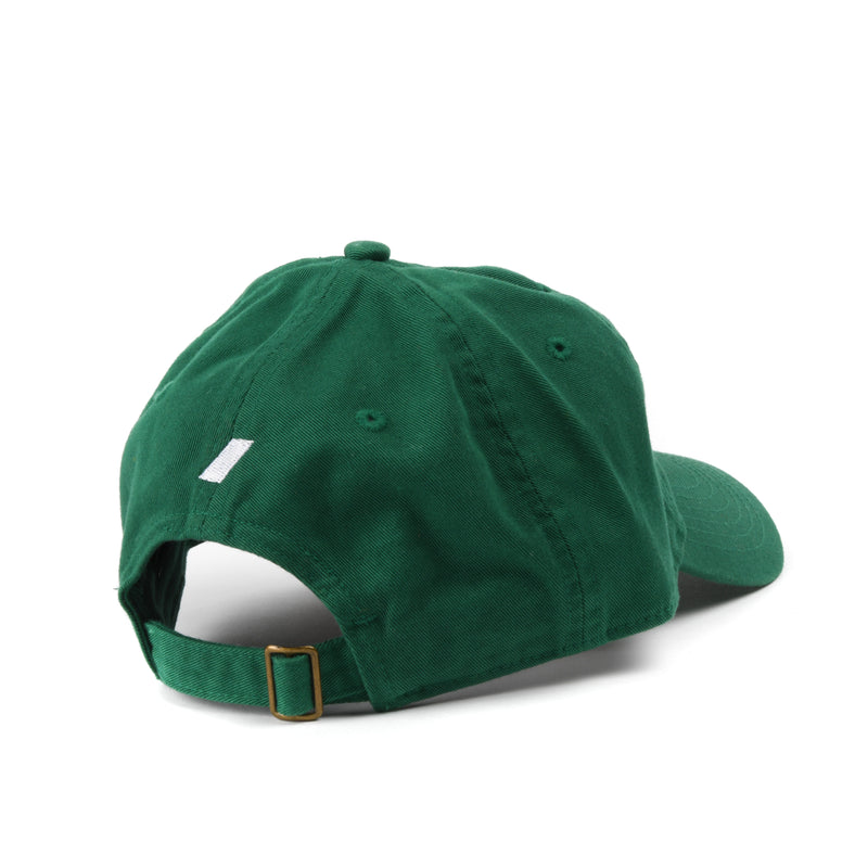 DE FÚT Ten Cap - Pitch Green | Lifestyle soccer brand.