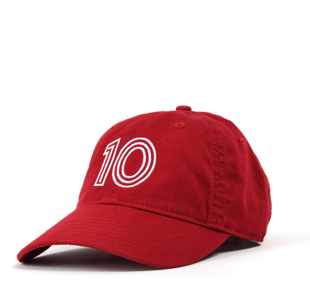 The 10 Cap - Red