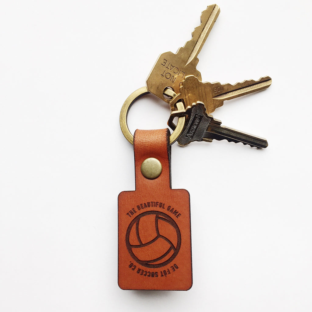 Tiento Premium Leather Keychain