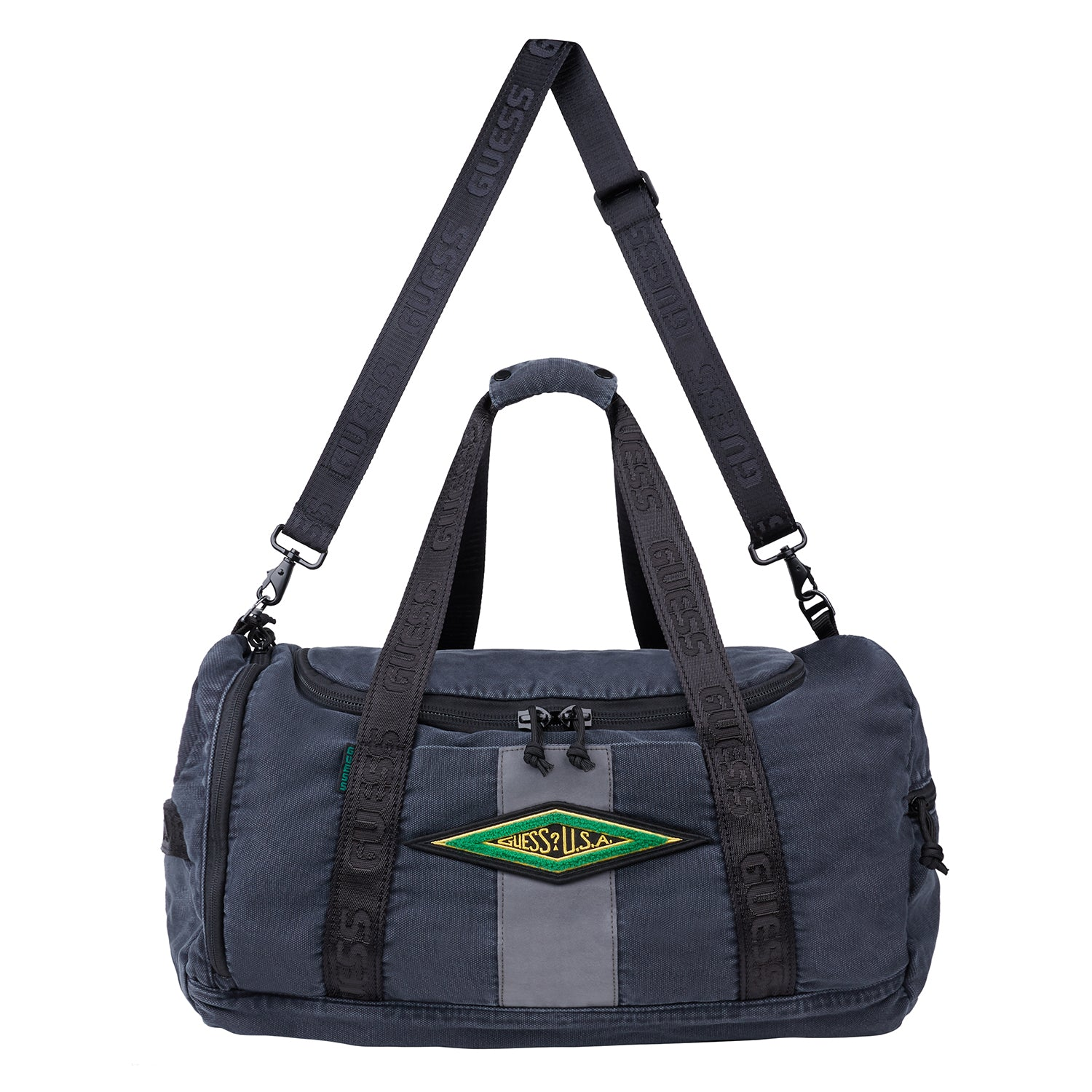 IA GUESS JEANS DUFFLE BAG (FADED NAVY)