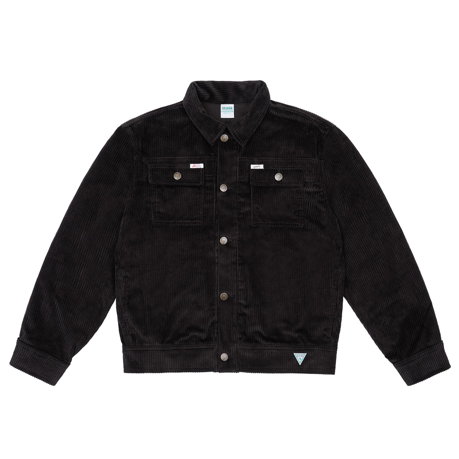 IA X GUESS LA WORKER JACKET (BLACK)
