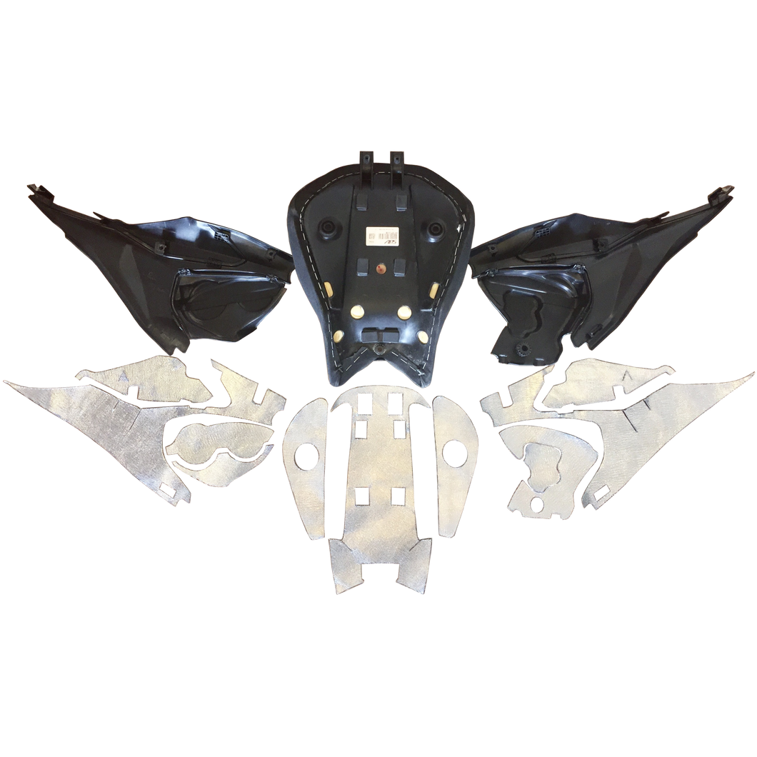 899/959 Heat Shield Kit