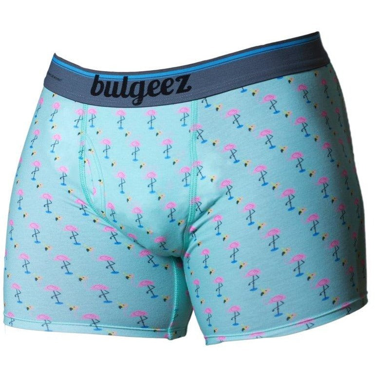 The Pink Divers-Men's Underwear-Bulgeez