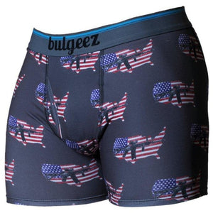 The Spray & Prays-Men's Underwear-Bulgeez