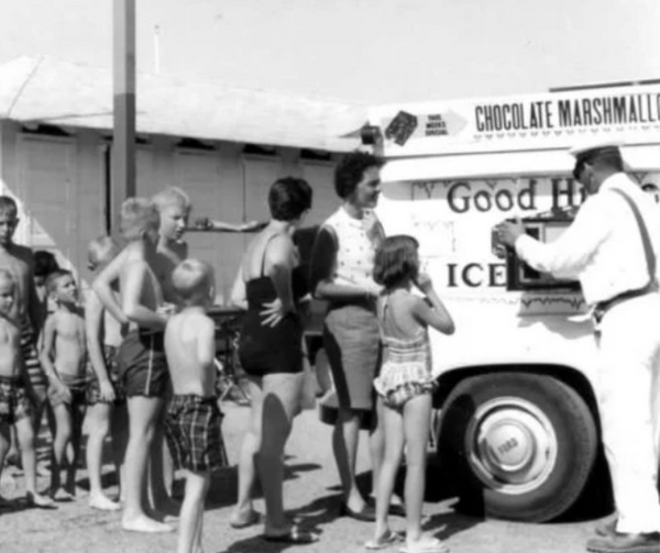 History of the Ice Cream Truck