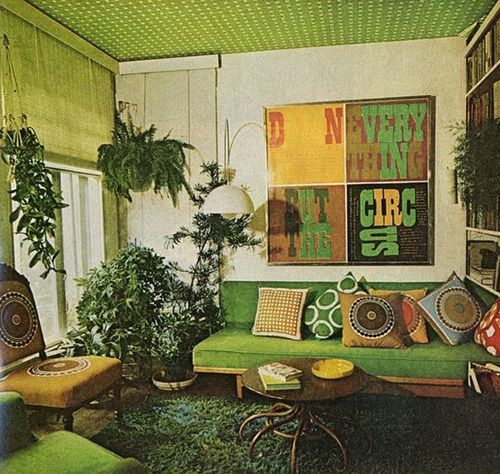 1970s home decor