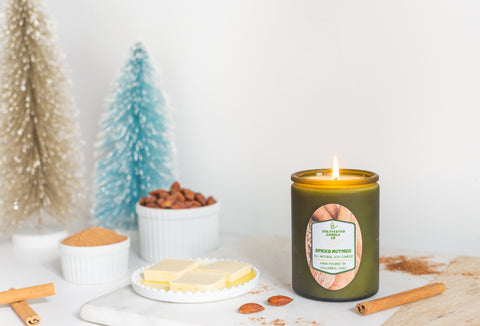 Spiced Nutmeg Candle