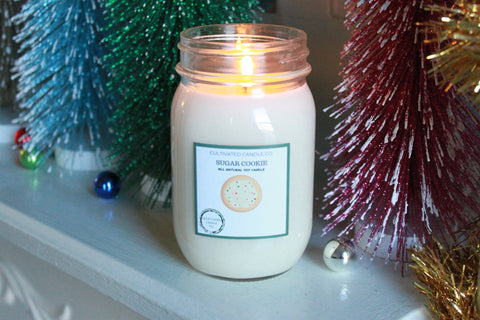 Sugar Cookie Candle