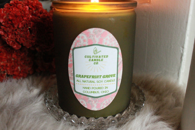 Grapefruit Grove Candle