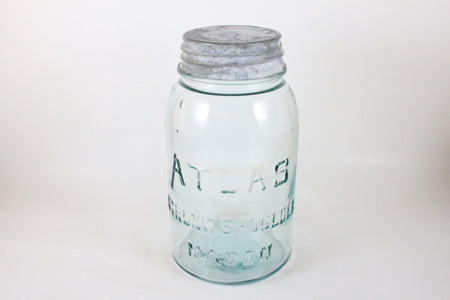 Pick the Scent - Vintage Clear Ball Pint Jar Candle