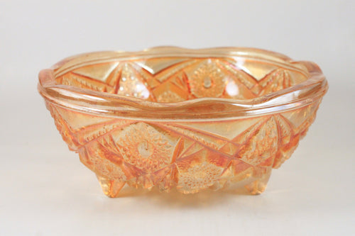 Pick the Scent - Detailed Marigold Bowl Candle