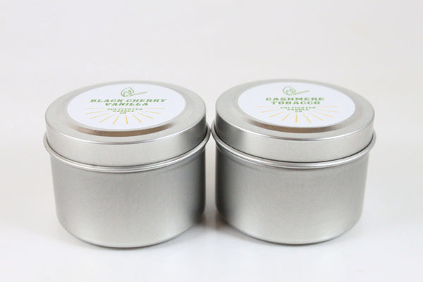 Dreamy Home Collection Sample Candle Pack (Set of 2)