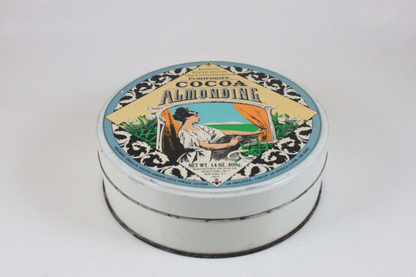 Pick the Scent - Cocoa Almond Tin Candle