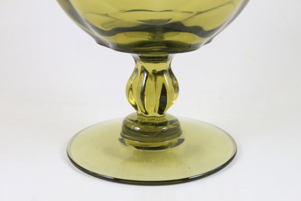Pick the Scent - Olive Green Candy Dish Candle