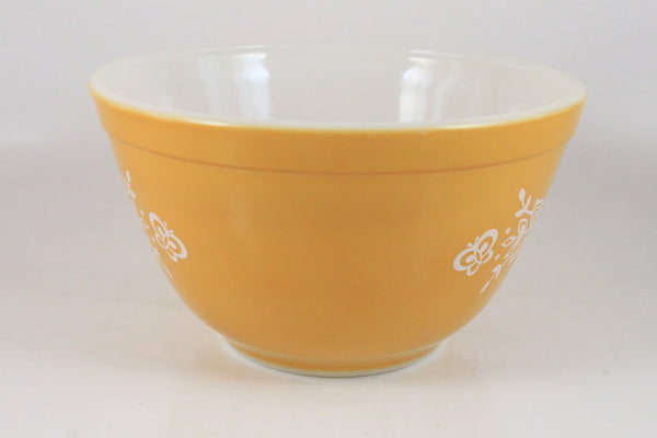 Pick the Scent - Butterfly Gold Pyrex Bowl Candle