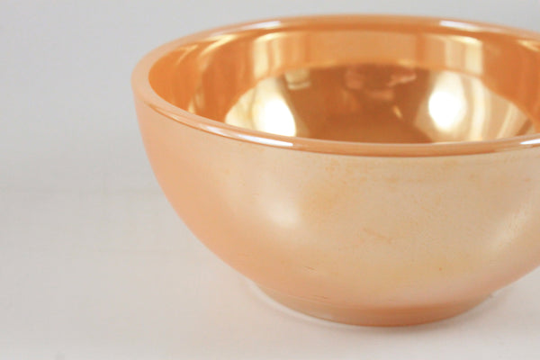 Pick the Scent - Marigold Carnival Glass Bowl Candle