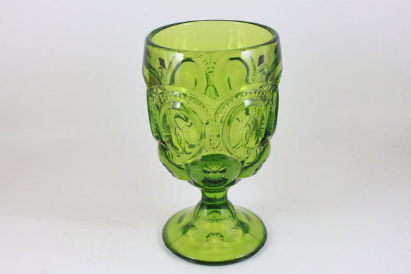 Pick the Scent - Green Moon & Stars Goblet Candle