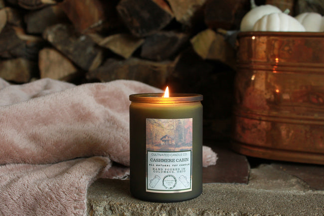 Cashmere Cabin Candle