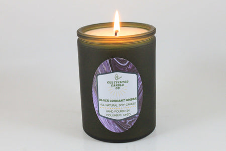 Black Cherry Vanilla Candle