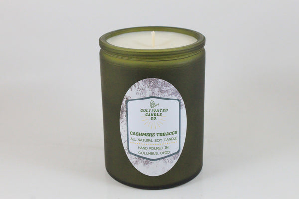 Cashmere Tobacco Candle