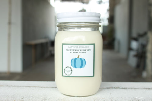 Blueberry Pumpkin Candle