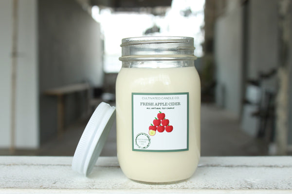 Fresh Apple Cider Candle