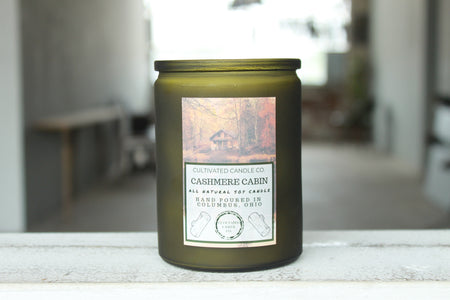 Country Coffee Shop Candle