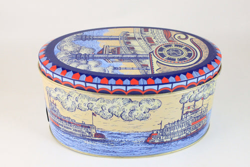 Pick the Scent - Nautical Boat Tin Candle