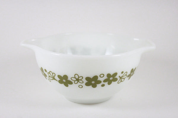 Pick the Scent - Vintage Crazy Daisy Pyrex Bowl Candle