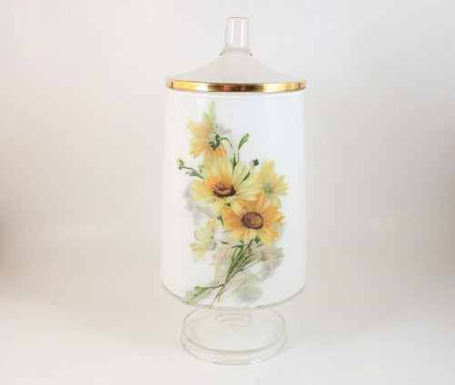 Pick the Scent - Sunflower Beauty Canister Candle