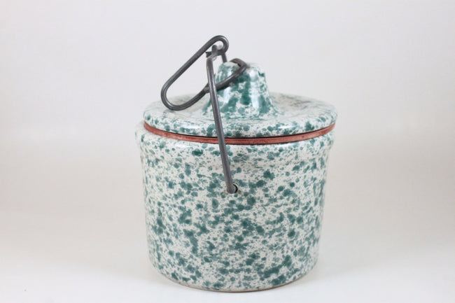 Pick the Scent - Green Crock Candle