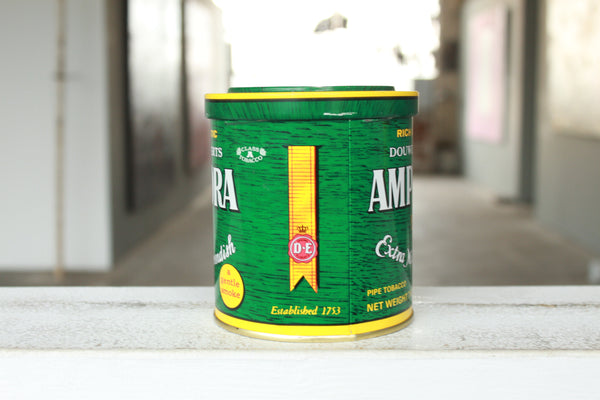 Pick the Scent - 1970s Amphora Pipe Tobacco Tin Candle