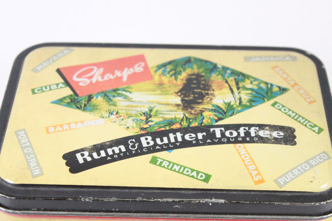 Pick the Scent - Sharps Toffee Tin Candle