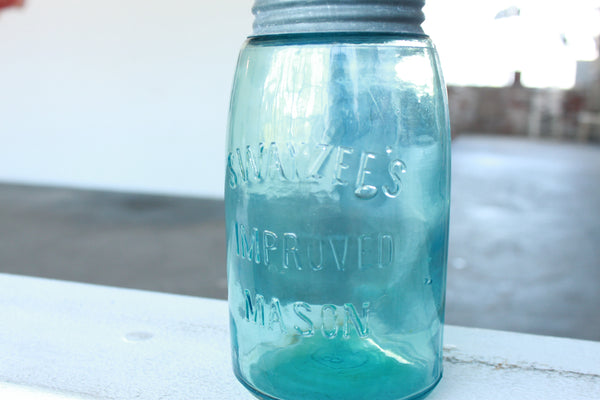 Pick the Scent - Swayzee's Mason Jar Candle