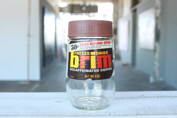 Pick the Scent - Brim Coffee Jar Candle