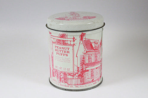 Pick the Scent - Peanut Butter Puffs Tin Candle