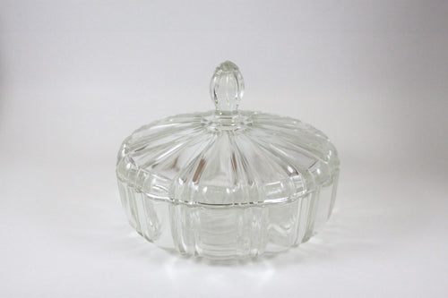 Pick the Scent - Clear Candy Dish Candle