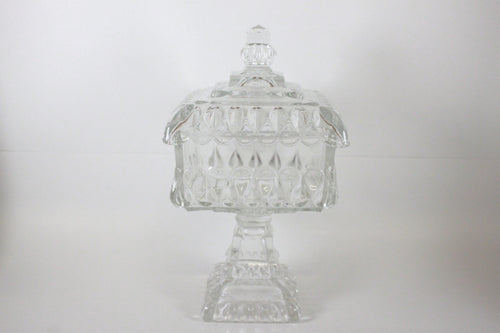 "Pick the Scent - Jeanette ""Wedding Cake"" Candy Dish Candle"