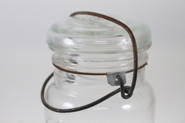 Pick the Scent - Vintage Short Ball Jar Candle