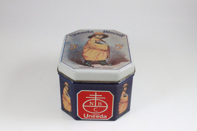 Pick the Scent - Small Uneeda Biscuit Tin Candle