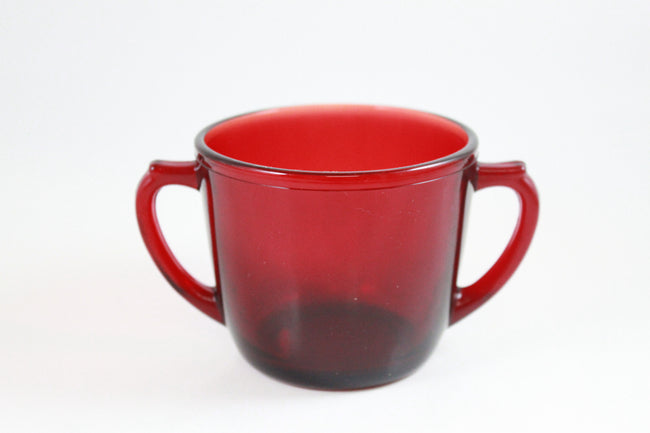 Pick the Scent -  Mini Red Sugar Bowl Candle