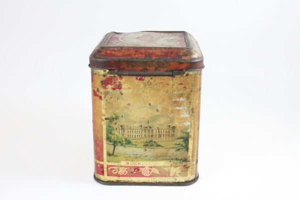 Pick the Scent -  Castle Tea Tin Candle