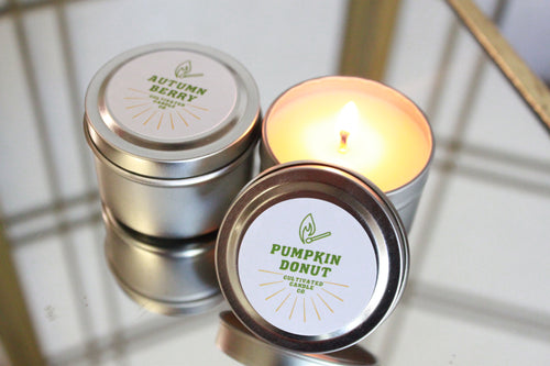 Fall Sample Candle Pack (Set of 2)