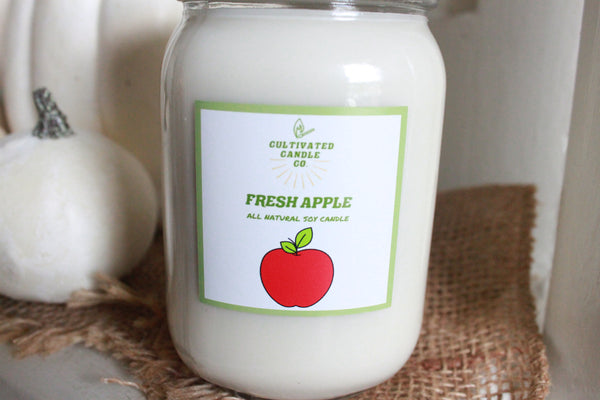 Fresh Apple Candle