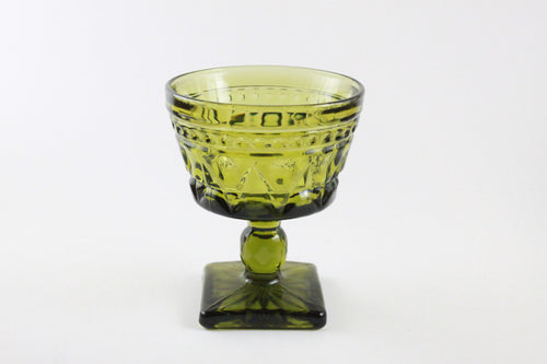 Pick the Scent - Mini Olive Green Glass Candle