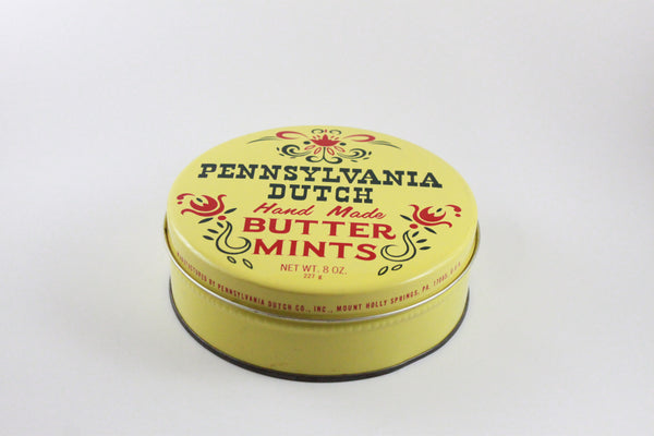 Pick the Scent - Pennsylvania Dutch Butter Mints Tin Candle