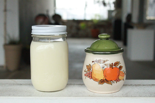 Pick the Scent - Pear & Apple Canister Candle