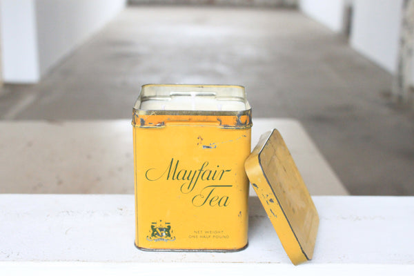 Mayfair Tea Tin Candle