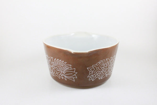 Pick the Scent -  Woodland Pyrex Dish Candle