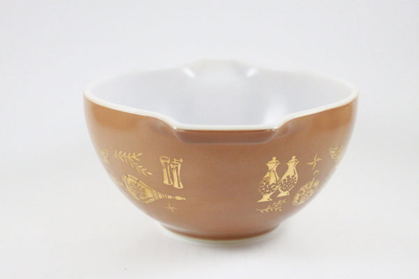 Pick the Scent -  Early American Pyrex Bowl Candle